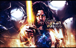 Quinlan Vos by Kelel