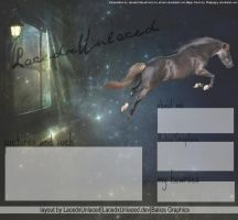 Layout for myself.. again by LacedxUnlaced