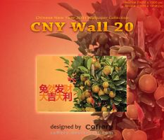 CNY Wall 20 by Caffery