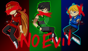 No Evil by kanoii-chi