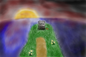 Toma's Grave by Glandrid