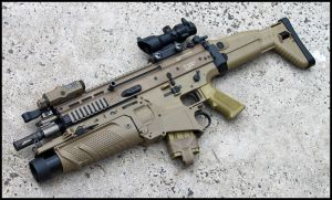 FN SCAR POWER by Drake-UK
