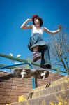 Skater. Jump by Ryo-Says-Meow