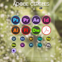 Adobe CC Circles Pack by Mulsivaas