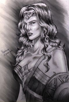 'We all have a wonder woman inside us' by BabeLast