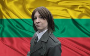 Lithuania- Hetalia by BeyondBlackMountains