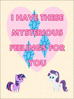 Twilight's card by bronybyexception