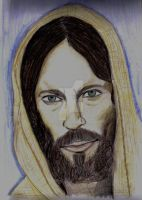 Jesus of Nazareth by 6Laurissa6Valo6