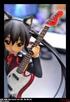 Azusa K-On PVC Figure 02 by iDragon88