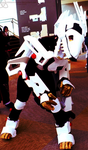 Stumbling Drunk Liger Zero by Dregrith