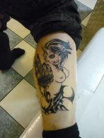 Tattoo devil by yurie777 by Eddy86