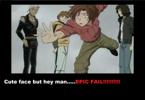 Epic fail: Wolfs Rain by raelynn109