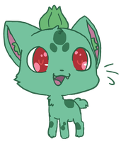Bulbasaur (1) by neowkitty