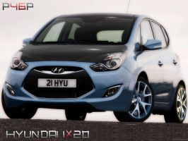 Hyundai ix20 Sport Edition by panos46