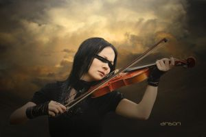 The Fiddler by anson7