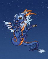 Chibi_eastern_dragon by -lildragon-