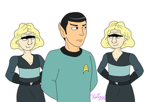 Very Illogical by Katzy