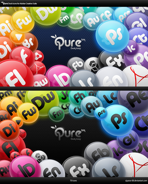 Qure Dock Icons by PraX 08 Icon, Icons and more Icons