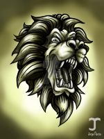 LION by JORGEMUR