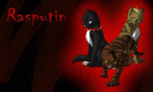 Warrior Villains ~ Rasputin by fluffylovey