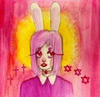 warm holy ghost by ghostmime
