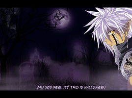 PMG .:. Halloween Single .:. Leo by AlicantesRune