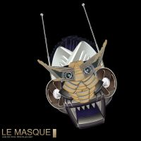 Le Masque by Arce