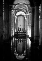 THE BASILICA CISTERN by Masisus