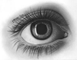 eye-drawing by episac