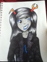 Vriska by DesireeChan
