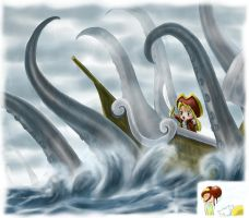 Release the Kraken by Mrbeo88