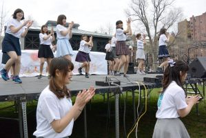 2015 Japanese Festival, Cultural Group Boogie 13 by Miss-Tbones