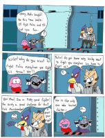 kirby love fight falco... by pouchnoubout