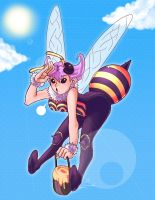 DS Tribute- QBee by Kanta-Kun