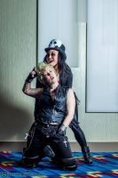 Alice Cooper and Billy Idol 18 by Insane-Pencil