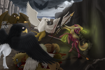 Summerset VS Griffons by Nalesia