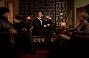 The Third Holmes Brother by Forestina-Fotos
