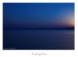 Feeling blue by frescendine