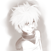 Killua - Hunter x hunter by Zuriko-chan