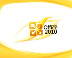 Office 2010 Wallpaper by Vinis13