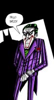The JOker by LordKrang