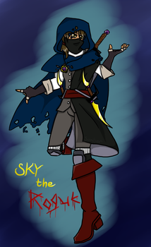 The Outside - Sky the Rogue by SomberMagicks