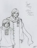 APH:Russia:BrothersofTime by AmaranthBlacktree