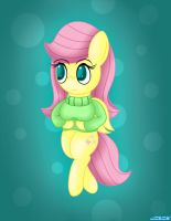 Classic Fluttershy 2.0 by JCAce