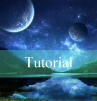 Tutorial - Cerulean Skies by Emerald-Depths