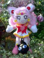 Chibiusa - Commission by AshFantastic