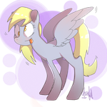 Derpy by Cheerfulcolors