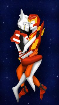 Cosmic Love by Keta97