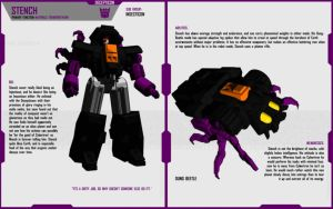 INSECTICON STENCH by F-for-feasant-design