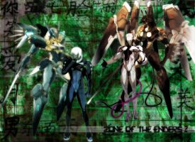 Zone Of The Enders 2 by Spitfire666xXxXx